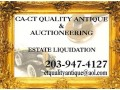 More details : CA-CT Quality Antique - Auctions & Estate Sales
